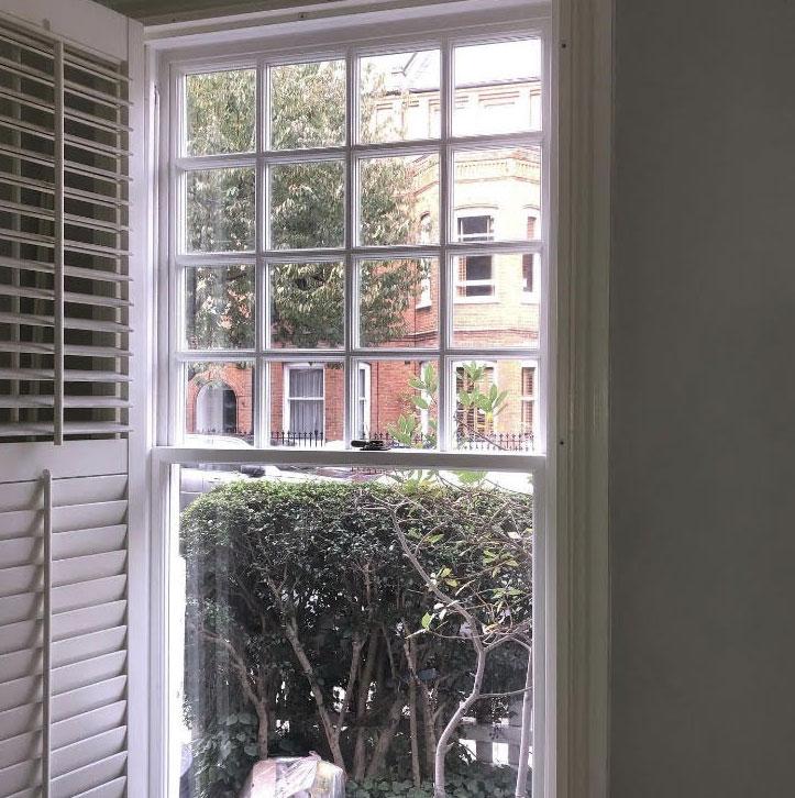 Double Glazed Sash Windows Chelsea